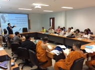 Discussion Sessions_Mahamukut Buddhist University, Ayutthaya (2)